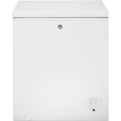 GE® 5.0 Cu. Ft. Manual Defrost Chest Freezer - Canales Furniture
