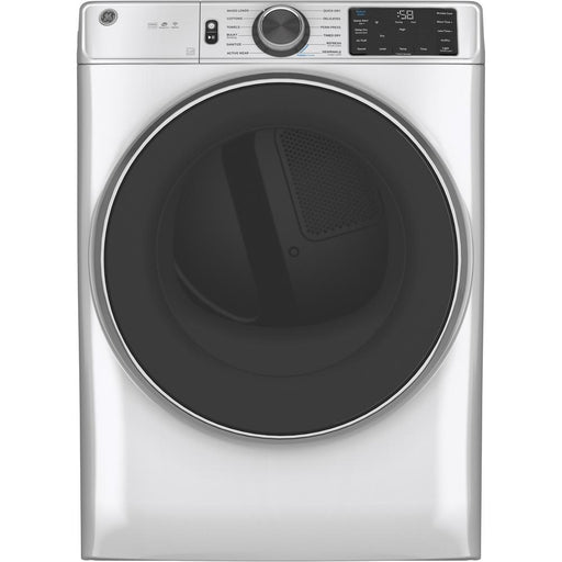 GE® 7.8 cu. ft. Capacity Smart Front Load Electric Dryer with Steam - Canales Furniture