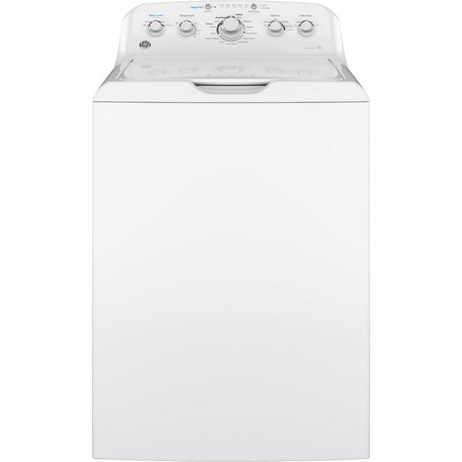 GE® 4.5 cu. ft. Capacity Washer with Stainless Steel Basket - Canales Furniture