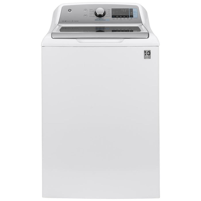 GE® 5.0 cu. ft. Capacity Smart Washer with SmartDispense - Canales Furniture