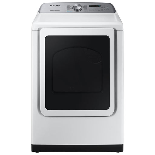 7.4 cu. ft. Electric Dryer with Steam Sanitize - Canales Furniture