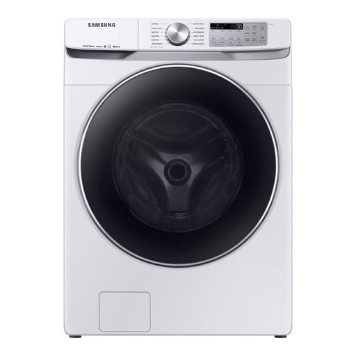4.5 cu. ft. Smart Front Load Washer with Super Speed - Canales Furniture