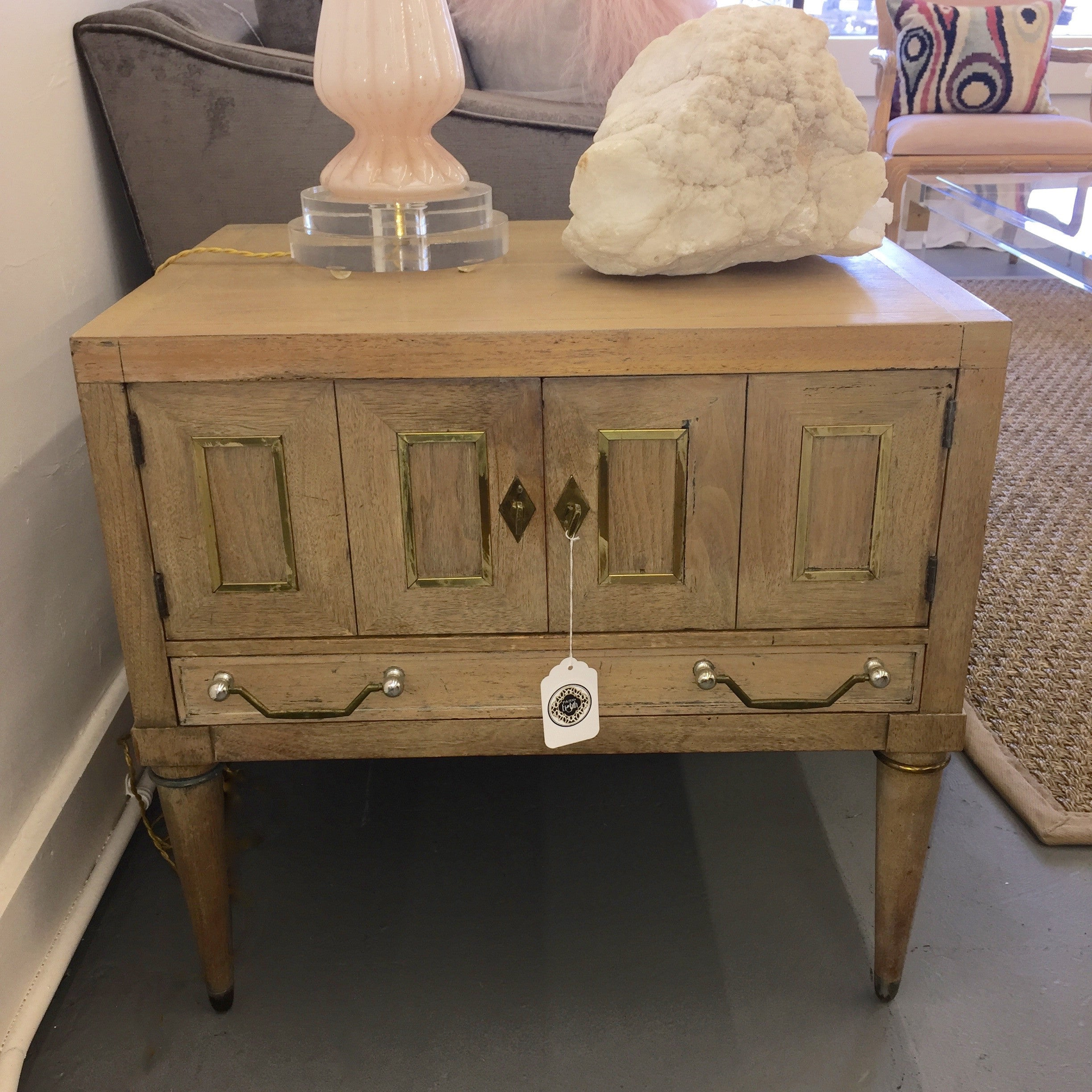 Genial Mid Century French End Tables