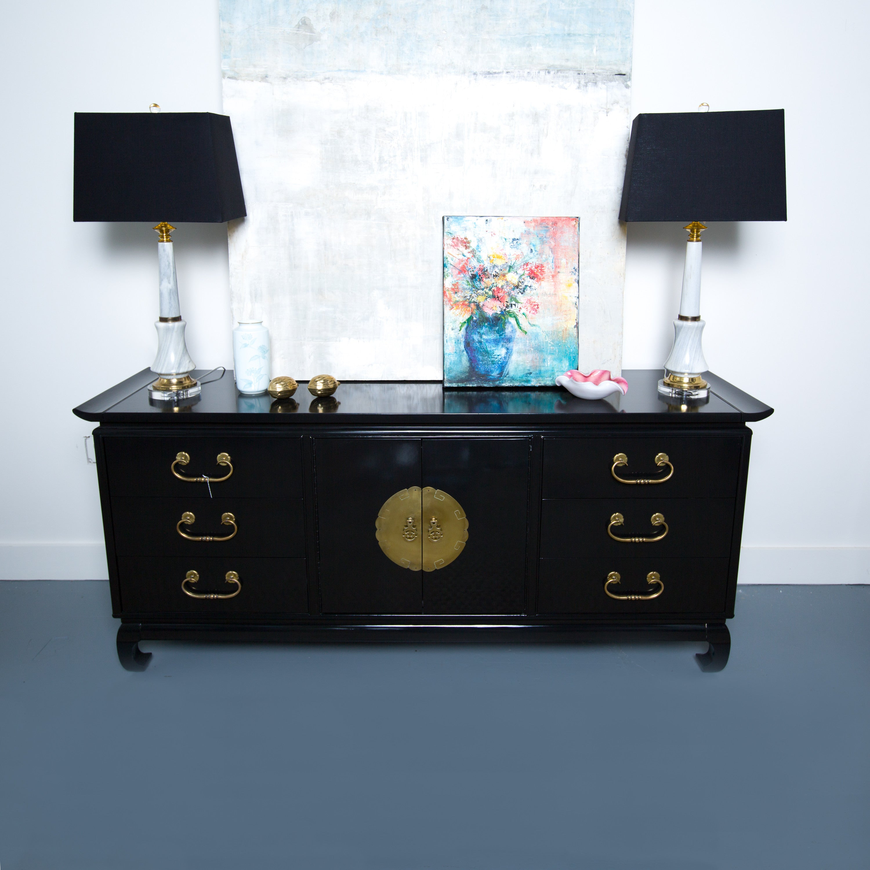 Kent Coffey Amerasia Credenza Park Eighth - Kent coffey bedroom furniture