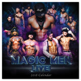 Magic Men Live Calendar