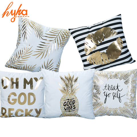 Good Vibes Pillow Covers