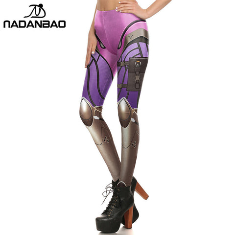 Cosplay Super HERO Women's Leggings, Multiple Variations