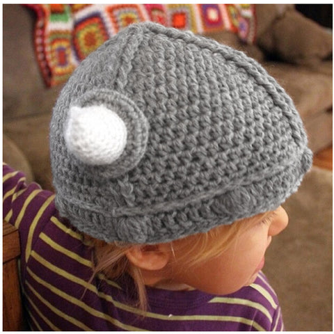 Viking Toddler Beanie Hat
