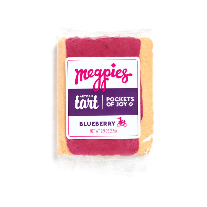 Megpies Blueberry Tart