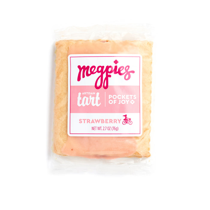 Megpies Strawberry Tart