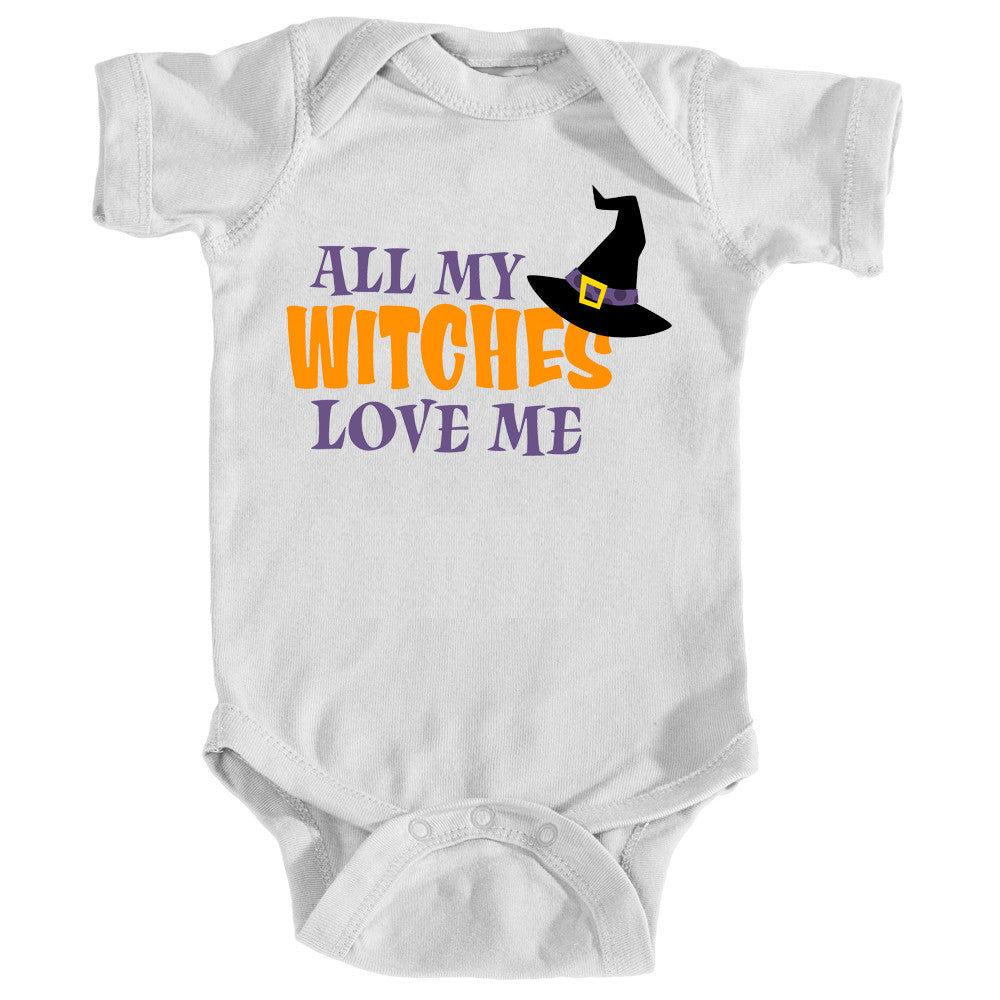 Onesie - All My Witches Love Me
