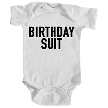 Onesie - Birthday Suit