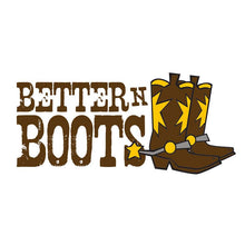 T-Shirt - Better In Boots