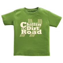 T-Shirt - Chillin' On A Dirt Road