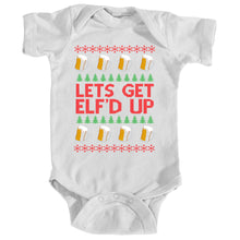 Onesie - Ugly Christmas Sweater - Elf'd Up