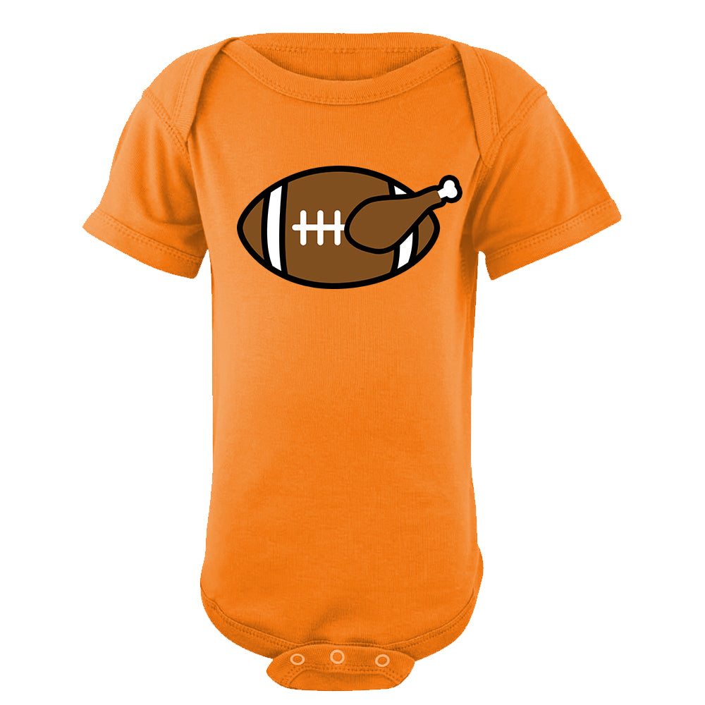 Onesie - Turkey and Touchdowns