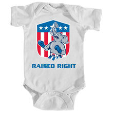 Onesie - Raised Right