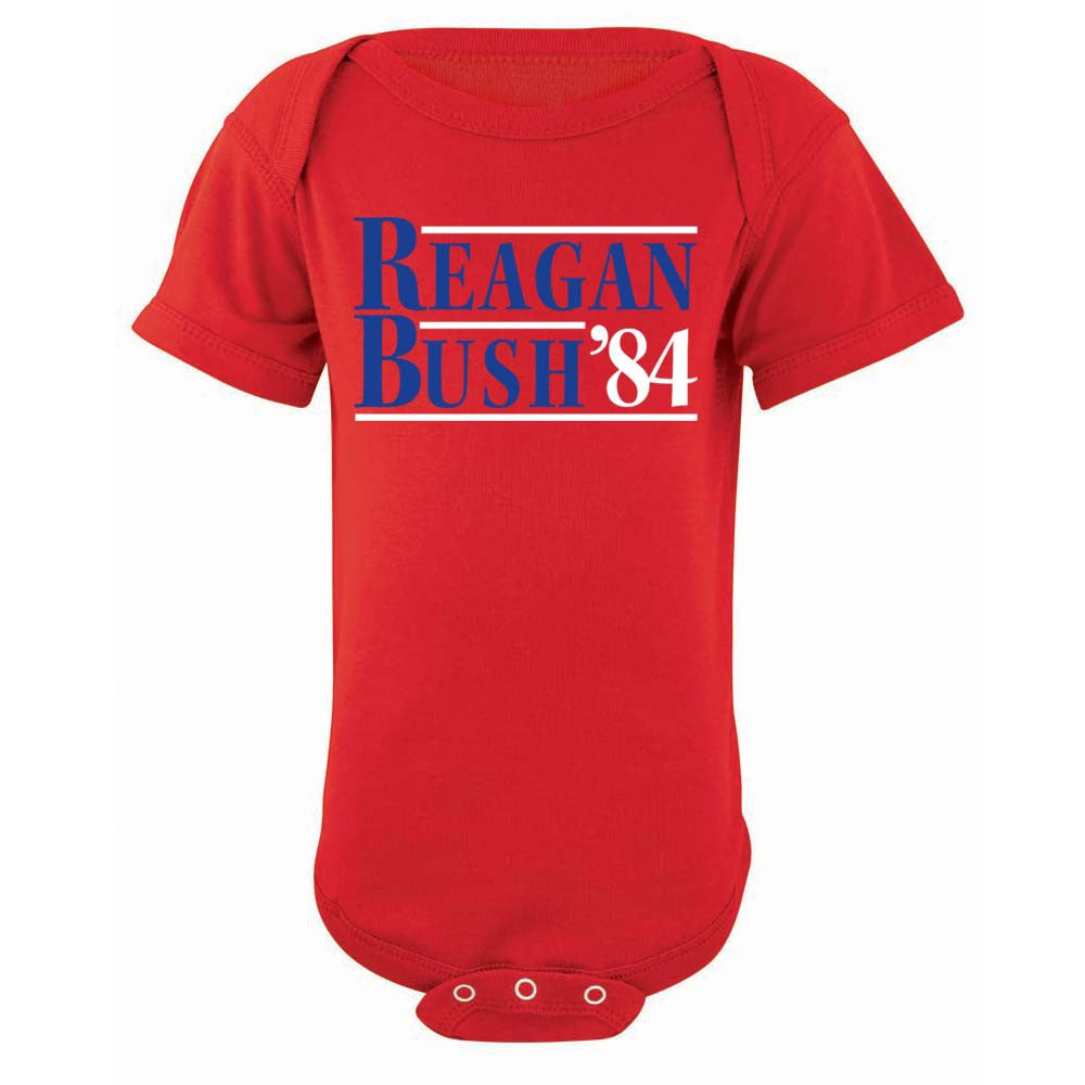 Onesie - Reagan Bush '84