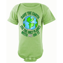 Onesie - Save the Earth