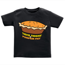 T-Shirt - Thick Thighs and Pumpkin Pies