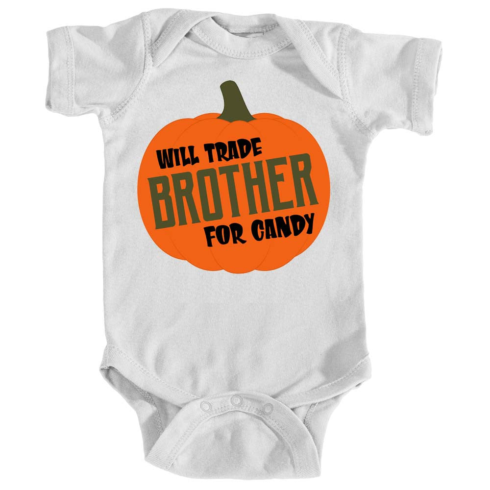 Onesie - Will Trade Brother for Candy