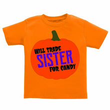 T-Shirt - Will Trade Sister for Candy