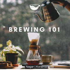 Brewing with TWCR