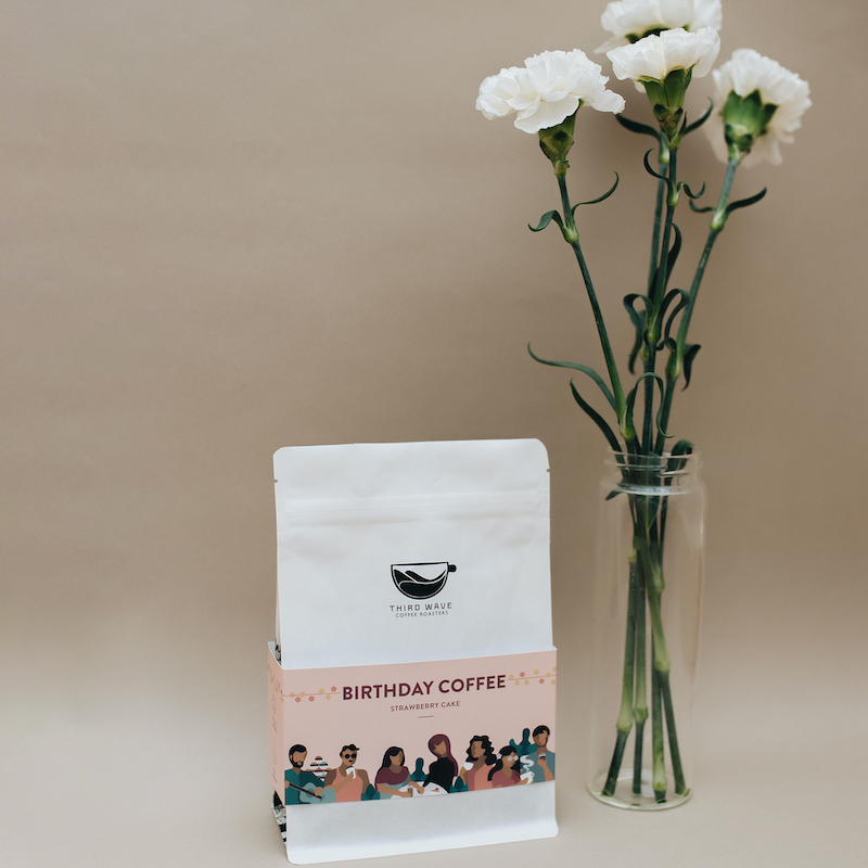 Birthday Coffee - Limited Release - Third Wave Coffee Roasters 100% Arabica Coffee