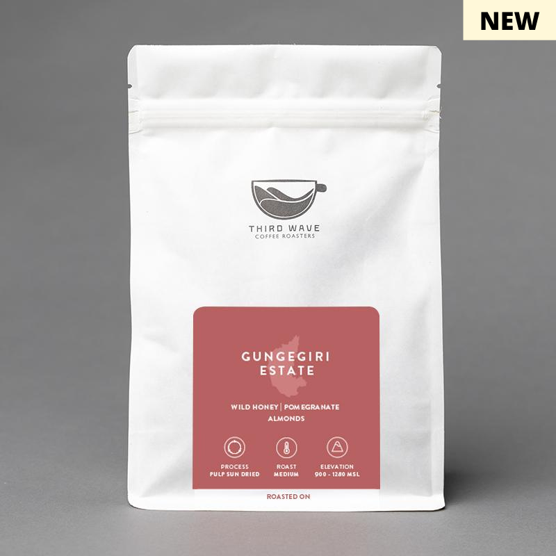 Gungegiri Estate - Third Wave Coffee Roasters 100% Arabica Coffee