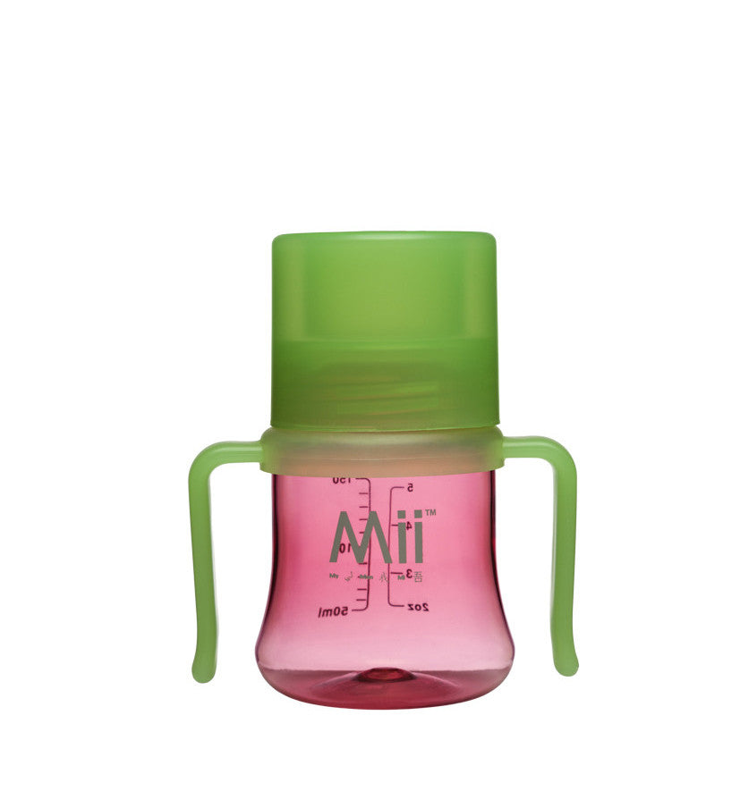 Mii Baby™ 5oz./ 148ml True Transition™ Training Cup (Honeysuckle-Lime) - miibaby