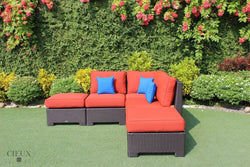 Provence Medium Corner Sofa Set