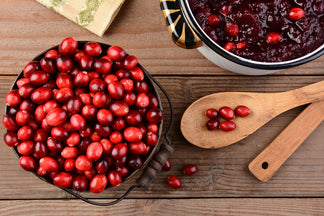 image for Healthy Ingredients: Cranberries