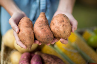 image for Healthy Ingredients: Sweet Potatoes