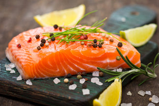 image for Healthy Ingredients: Salmon