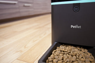 image for Petnet SmartFeeder Helps with Portion Control