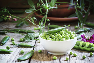 image for Healthy Ingredients for Your Pet: Peas