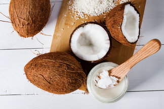 image for Superfoods for Pets: Coconut Oil
