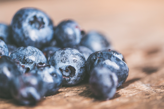 image for Superfoods for Pets: Blueberries