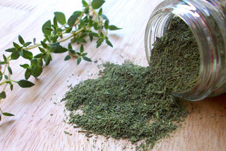 image for Thyme: Pet Food Ingredients A to Z