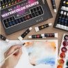24 Piece Watercolor Paint Set