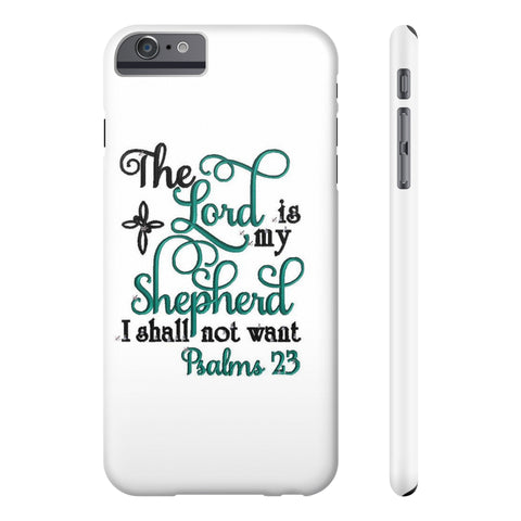 The Lord Is My Sheherd All US Phone cases
