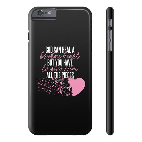 God Can Heal A Broken Heart All US Phone cases