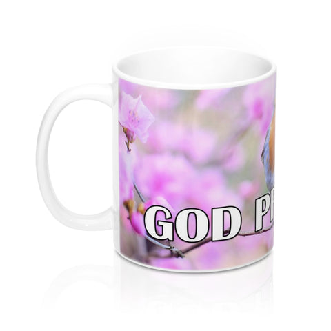 God Provides - Christian Coffee Cup / Mug 11oz