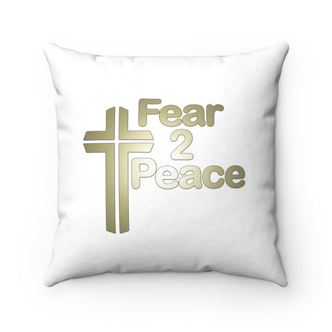 The Lord Is My Shepherd I Shall Not Want - Printed Pillow
