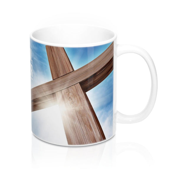 Trust Jesus Now, Understand Him Later - Christian Coffee Cup / Mug 11oz