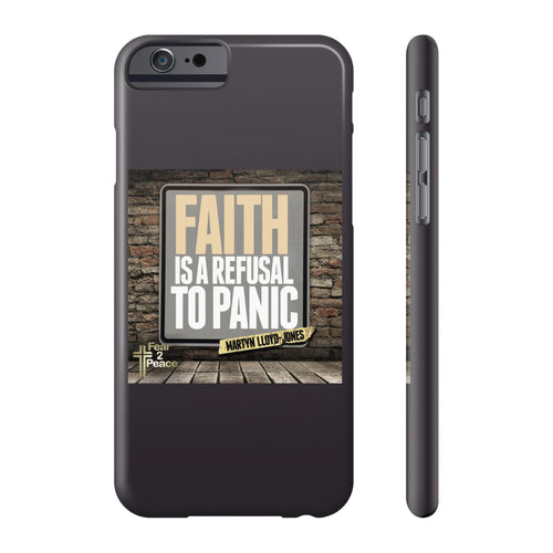 Faith Refuse To Panic All US Phone cases