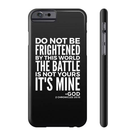 Do Not Be Frightened All US Phone cases