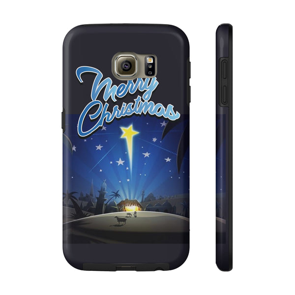 Merry Christmas All US Phone cases