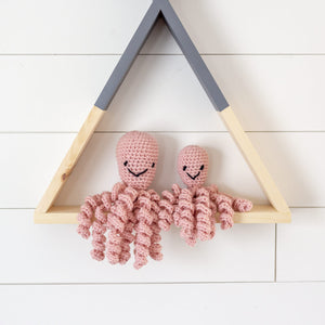 Baby Octopi Crochet Octopus
