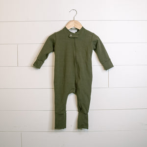 2-Way Zip Romper - Arlo